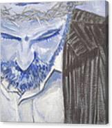 Modern Passion Canvas Print