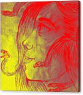 Modification Canvas Print