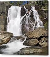 Modjesku Falls Canvas Print