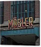 Moebler Canvas Print