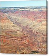 Mohave Point Grand Canyon National Park Canvas Print