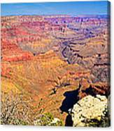 Mohave Pt. Grand Canyon Canvas Print