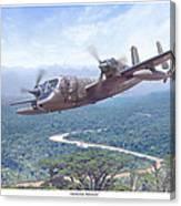 Mohawk Mission Canvas Print