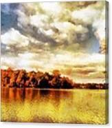 Mohegan Lake 2 Canvas Print