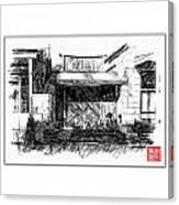Mokelumne Hill Iv Canvas Print