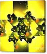 Moldavite Canvas Print