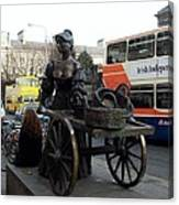 Molly Malone Canvas Print