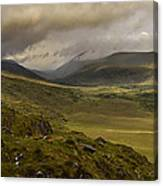 Molly's Gap Co Kerry Ireland Canvas Print