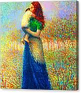 Mom I Love You 021 Canvas Print