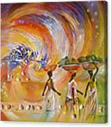 Mombasa Kenya Canvas Print