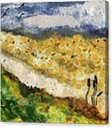 Momzie's Nature -t02-2v03f Canvas Print