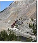 Monarch Mine - Monarch Pass Colorado Canvas Print