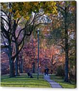 Monarch Park - 133 Canvas Print