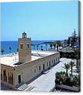 Great Mosque Monastir Canvas Print