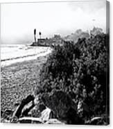 Mondos Shoreline Canvas Print