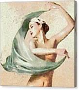 Monet Movement Canvas Print