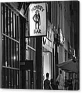Monkey Bar Canvas Print