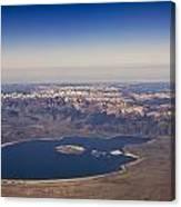 Mono Lake And The High Sierras Canvas Print