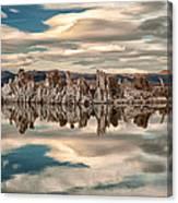 Mono Lake Reflections Canvas Print