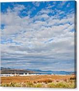 Mono Lake Tufa Formations Canvas Print