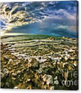 Mono Lake Tufa Peaceful View Canvas Print