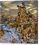 Mono Lake Tufa Reef Canvas Print