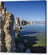 Mono Lake Tufas 3 Canvas Print