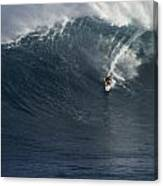 Monster Jaws  Canvas Print