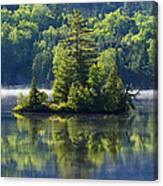 Mont Tremblant National Park Canvas Print