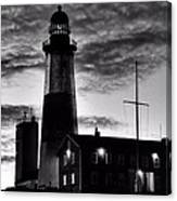 Montauk Point Canvas Print