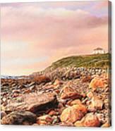 Montauk Point Lighthouse Canvas Print