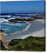 Monterey-1 Canvas Print