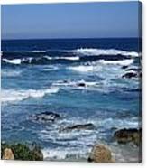 Monterey-9 Canvas Print