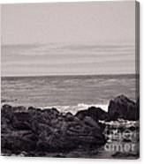 Monterey Bay 1 Canvas Print