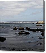 Monterey Bay View Canvas Print