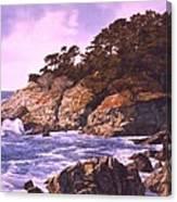Monterey Glory Canvas Print