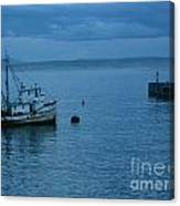 Monterey Tug Canvas Print