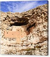 Montezuma Castle Canvas Print