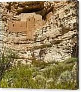 Montezumas Castle 14 Canvas Print