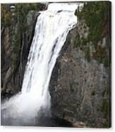 Montmorency Falls - Canada Canvas Print