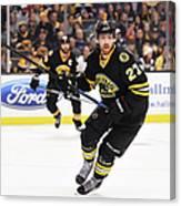 Montreal Canadiens V Boston Bruins Canvas Print
