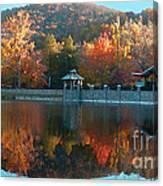 Montreat Autumn Canvas Print