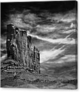 Monument Valley 011 Canvas Print