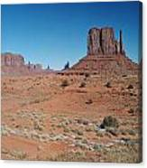 Monument Valley 4 Canvas Print