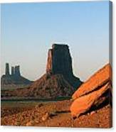 Monument Valley Afternoon Canvas Print