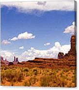 Monument Valley - Arizona Canvas Print