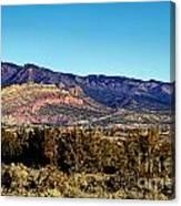 Monument Valley Region-arizona Canvas Print