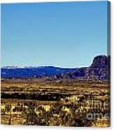 Monument Valley Region-arizona V2 Canvas Print