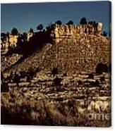 Monument Valley Region-arizona V3 Canvas Print
