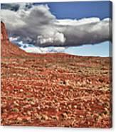 Monument Valley Ut 1 Canvas Print